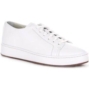 Sko Herre Lave sneakers Santoni MBCU21405MIAGUDEI20 White