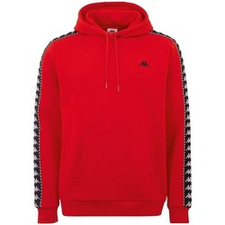 textil Herre Sweatshirts Kappa Igon Rød