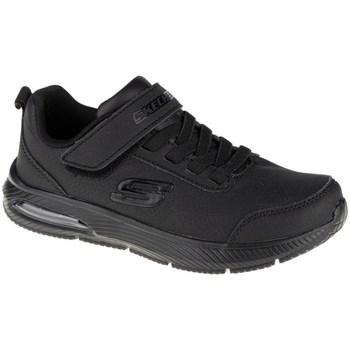 Sko Børn Lave sneakers Skechers Dynaair Fast Pulse Sort