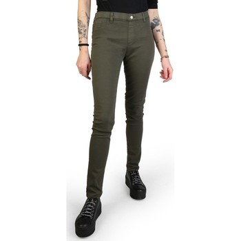 textil Dame Smalle jeans Carrera - 00767L_922SS green
