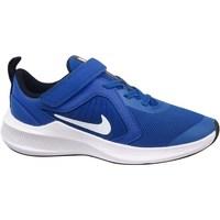 Sko Børn Lave sneakers Nike Downshifter 10 Blå