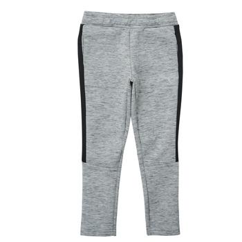 textil Dreng Træningsbukser Puma EVOSTRIPE PANT Grå