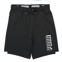 textil Dreng Shorts Puma ALPHA SHORT Sort