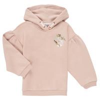 textil Pige Sweatshirts Puma ALPHA HOODIE Pink