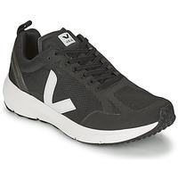 Sko Lave sneakers Veja CONDOR 2 Sort / Hvid
