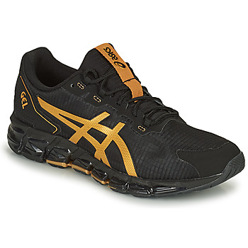 Sko Herre Lave sneakers Asics GEL-QUANTUM 360 6 Sort / Guld
