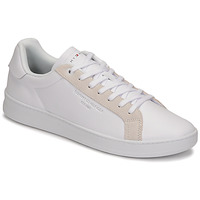 Sko Herre Lave sneakers Tommy Hilfiger CUPSOLE COURT LEATHER Hvid