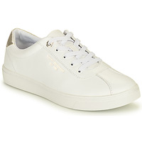 Sko Dame Lave sneakers Tommy Hilfiger COURT LEATHER SNEAKER Hvid