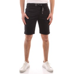 textil Herre Shorts Refrigiwear GA9103-P54600 BLACK