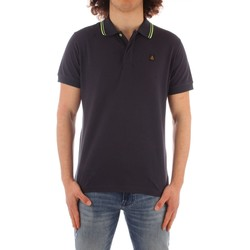 textil Herre Polo-t-shirts m. korte ærmer Refrigiwear PX9032-T24000 BLUE