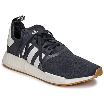 Sko Lave sneakers adidas Originals NMD_R1 Marineblå / Hvid