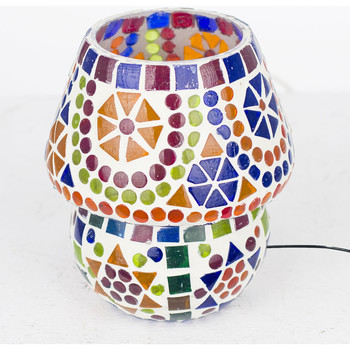 Indretning Bordlamper Signes Grimalt Lille champignonlampe Multicolor