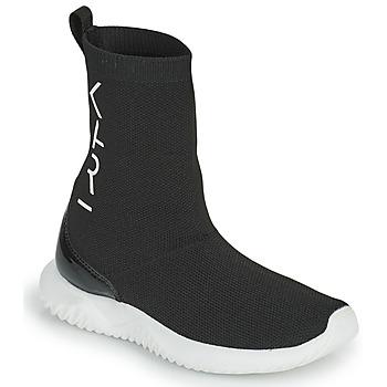 Sko Pige Høje sneakers Karl Lagerfeld HEROS Sort
