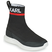 Sko Dreng Høje sneakers Karl Lagerfeld PELINDRA Sort
