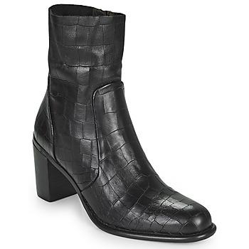 Sko Dame Chikke støvler Adige FARA V4 DRAGON BRONZE Sort