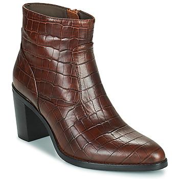 Sko Dame Chikke støvler Adige IZEL V3 CAIMAN COGNAC Brun
