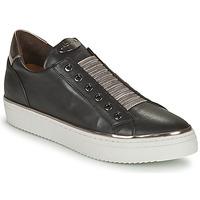 Sko Dame Lave sneakers Adige QUANTON3 V1 SOFT NOIR Sort