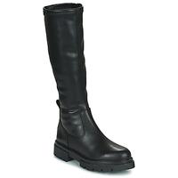 Sko Dame Chikke støvler MTNG 52465-C52355 Sort
