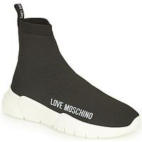 Sko Dame Høje sneakers Love Moschino JA15343G1D Sort