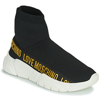 Sko Dame Høje sneakers Love Moschino JA15633G0D Sort
