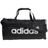 Tasker Sportstasker adidas Originals Linear Duffel M Hvid, Sort