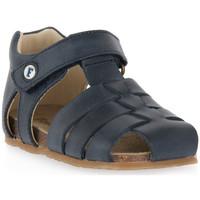 Sko Dreng Sandaler Naturino FALCOTTO 0C01 ALBY BLEU Blu