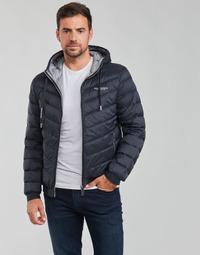 textil Herre Dynejakker Armani Exchange 8NZB53 Marineblå