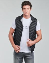 textil Herre Dynejakker Armani Exchange 8NZQ52 Sort
