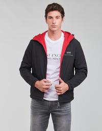 textil Herre Jakker Armani Exchange 6KZB56 Sort