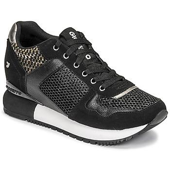 Sko Dame Lave sneakers Gioseppo LILESAND Sort