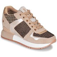 Sko Dame Lave sneakers Gioseppo LILESAND Beige / Guld
