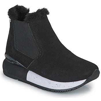 Sko Pige Høje sneakers Gioseppo NORDEN Sort