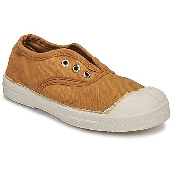 Sko Børn Lave sneakers Bensimon TENNIS ELLY ENFANT Gul