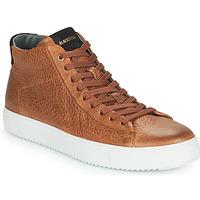 Sko Herre Høje sneakers Blackstone VG06-CUOIO Brun