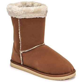 Sko Dame Tøfler Cool shoe GUARA Brun