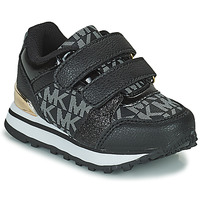 Sko Pige Lave sneakers MICHAEL Michael Kors BILLIE JOGGER H&L Sort / Guld