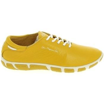 Sko Lave sneakers TBS Jazaru Jaune Gul