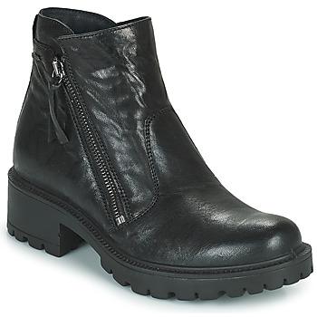 Sko Dame Chikke støvler IgI&CO DONNA GIANNA Sort
