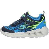 Sko Dreng Lave sneakers Skechers 401500N Blue
