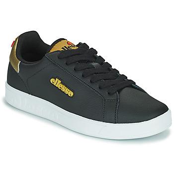 Sko Dame Lave sneakers Ellesse CAMPO Sort