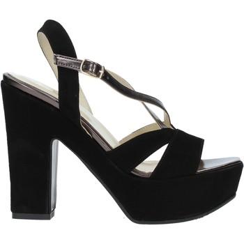 Sko Dame Sandaler Grace Shoes TQ 126 Sort
