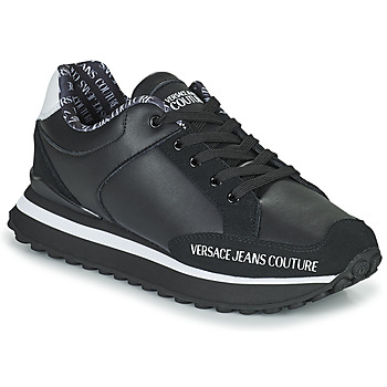 Sko Herre Lave sneakers Versace Jeans Couture DOLINA Sort