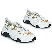 Sko Dame Lave sneakers Versace Jeans Couture FELINA Hvid / Trykt / Barok