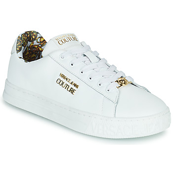 Sko Dame Lave sneakers Versace Jeans Couture REMO Hvid