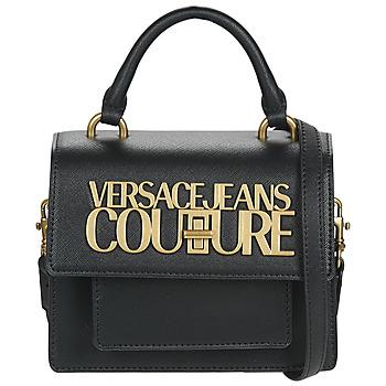 Tasker Dame Håndtasker m. kort hank Versace Jeans Couture FEBALO Sort
