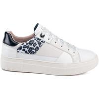 Sko Dame Lave sneakers Lumberjack SW86612 002 Y44 hvid