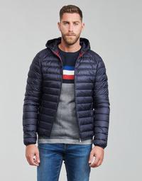 textil Herre Dynejakker JOTT NICO Marineblå