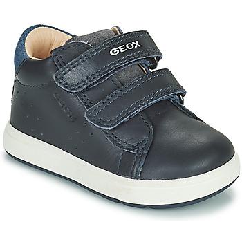 Sko Dreng Lave sneakers Geox BIGLIA Marineblå