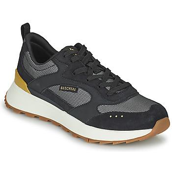 Sko Dame Lave sneakers Skechers SUNNY STREET Sort