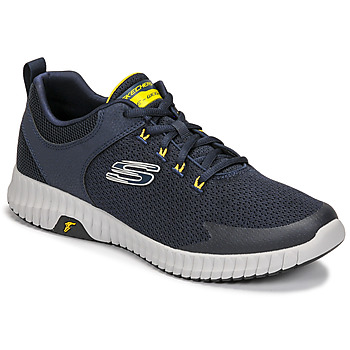 Sko Herre Lave sneakers Skechers ELITE FLEX PRIME Marineblå / Gul